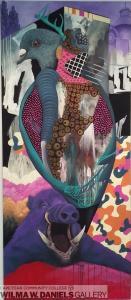 Kouros Figure by Gabriel Lovejoy