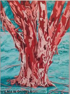 Crepe Myrtle # 2 by Deborah Quinn