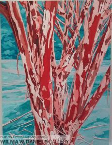 Crepe Myrtle #1 by Deborah Quinn