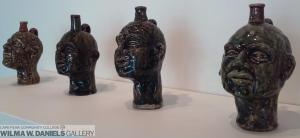 Small Head Jugs by Geoff Calabrese