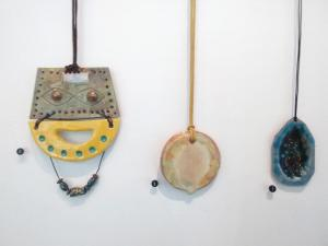 Pendants by Christof Maupin