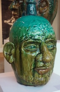 Face Jug 1 by Geoff Calabrese