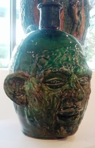 Face Jug 2 by Geoff Calabrese