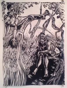 Forest Nocturne 2 by Ben Billingsley