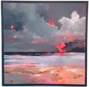 A Dark and Stormy Night by K Wolf Webb
