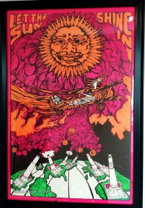 """Let the Sun Shine In"". Gunham/Deatherage. The Yellow Unicorn Inc."