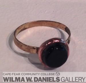 Onyx Ring by Ashley Ulmer