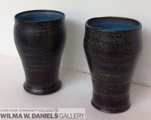 Temoku Cup Set by David Fernandez