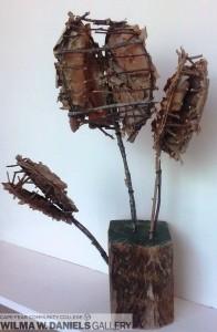 Wood Trap by Kayelyn Diaz