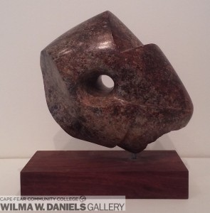Untitled Soap Stone by Caitlin Wiggins