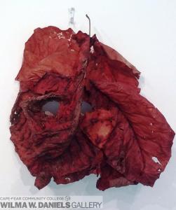 Mask 4. Leaf.
