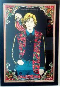"""California Boy"". 1970. Lovebird Enterprises."