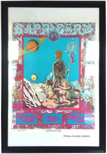 """""""Capricorn"""". 1967. Funky Features."""