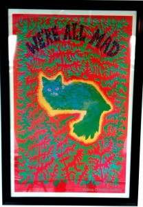 """Cheshire Cat"". Mchugh. East Totem West."