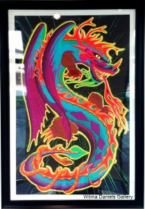 """Dragon"". 1972. AA Sales."