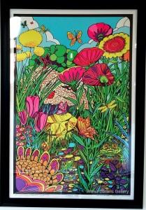 """""""Garden Gem"""".1969. Robert McClay. Wespec Visuals."""