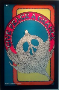 """""""Give Peace and Love""""."""
