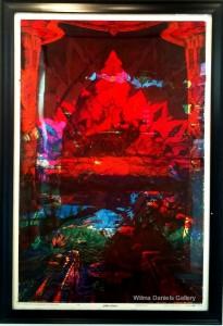 """""""Golden Sunrise"""".1970. Celestial Arts."""