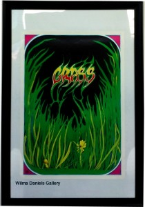 """Grass"". 1967. Tom Connell/Greg Irons. Impulse inc."
