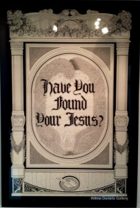 """Have you found your Jesus?"". 1971. Pentagno."