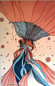 Medusoid II by Abby Perry with DREAMS