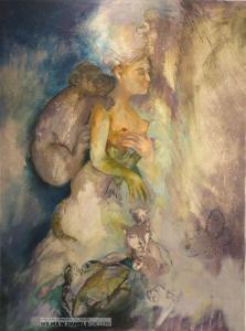 Artio by Pamela Toll