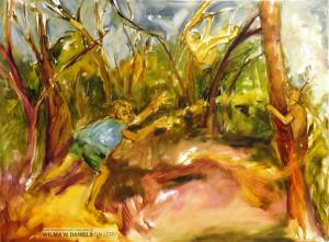 Hide and Seek by Pamela Toll