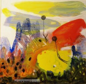 Balloon Series #2 by Gerlinde Pistner