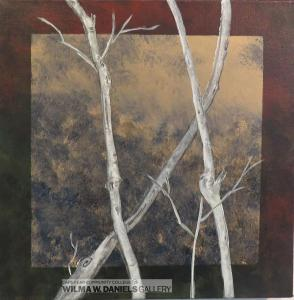 Hypnagogia: Ghost Trees #2 by Fritzi Huber