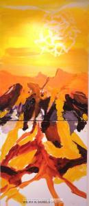 Sun Drop III by Luc Marelli