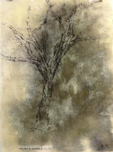 Tree Drawing # 25 by Eric Lawing