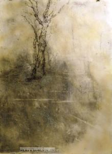 Tree Drawing #22 by Eric Lawing