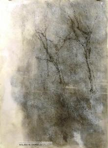 Tree Drawing # 26 by Eric Lawing