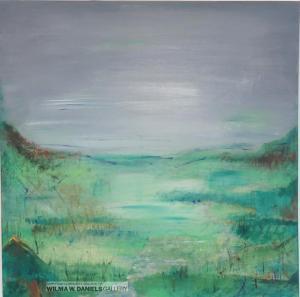 Misty Morning by Jonathan Summit