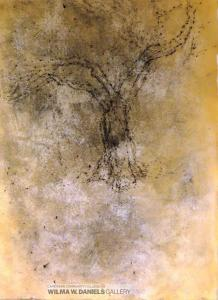 Tree Drawing # 28 by Eric Lawing