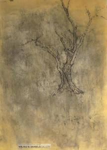 Tree Drawing # 29 by Eric Lawing