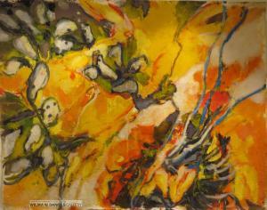 Drop of Sun II by Luc Marelli
