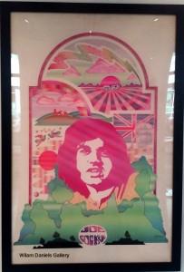 """""""Joe Cocker"""". 1970. Pentagno."""