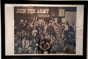"""""""Join the Army"""". 1967. Edmund Shea. American Newsrepeat."""