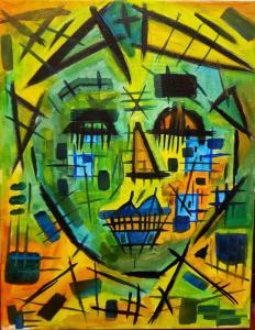 """Meloncholy Memory""by Ben Picket"
