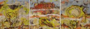 """""""Fires in Australia""""by Joan Sheridan"""