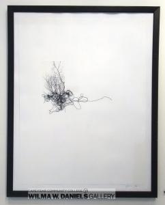 """Thread Tree"" by Jennifer Mace. Cape Fear Community College."