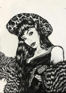"""""""Self Portrait""""by Hadley Todd"""