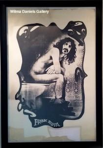 """Frank Zappa""."