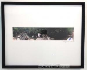"""Skinny Dip Falls"" by Leigh Ann Parrish. Western Carolina University."