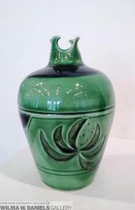 Vase by Jessica Kopf.